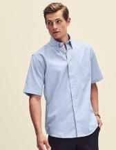 Men´s Short Sleeve Oxford Shirt