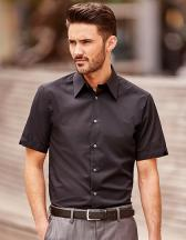 Men´s Short Sleeve Tencel® Fitted Shirt
