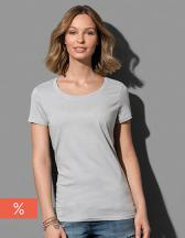 Janet Organic Crew Neck for women
